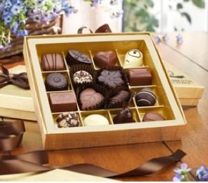 chocolat, chocolats, chocolaterie, boite, boîte, belge, praline, praliné, bouchée, bouchées