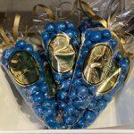 bonbon bleuets chocolat