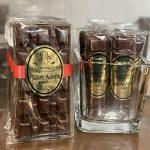 tablette chocolat aztèque